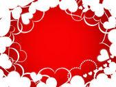 Confetti of love — Foto de Stock