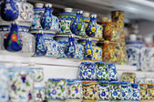 Traditional Israeli souvenirs — Stock Photo