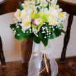 Beautiful wedding bouquet — Foto de stock #15826487