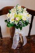 Красивый свадебный букет — Стоковое фото