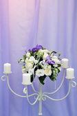 Decoração de casamento bonito — Fotografia Stock