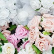Roses background — Stock Photo #24933675