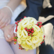 Wedding bouquet — Stock Photo #27341893