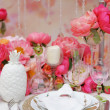 Table set for wedding reception — Stock Photo #48500953