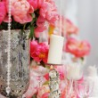 Table set for wedding reception — Stock Photo #51536735