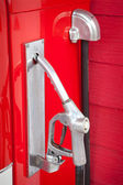 Gasoline pump — Stock Photo