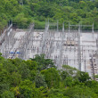 Stock Photo: Hydro Power Electric Dam
