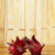 Stock Photo: Roselle fruits
