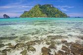 Playa de piedras — Foto de Stock
