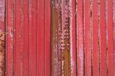 Metal oxidado de hierro corrugado — Foto de Stock