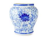 Vaso antico cinese — Foto Stock