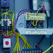 Electrical panel — Stock Photo
