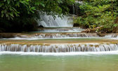 Huai Mae Khamin Waterfall — Stockfoto