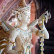 Thai style angel statue — Foto Stock