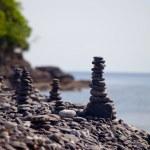Stack of stones — Stock Photo