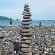Stack of stones — Stock Photo