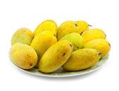 Ripe mangoe — Stock Photo
