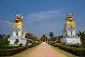 Myanmar Palace — Stock Photo