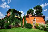 Italy house style — Stock Photo