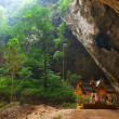 Phraya Nakorn cave — Stock Photo