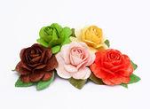 Paper rose — Stock Photo