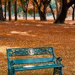 Bench in the park — Stock Photo #12608720