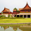 Thai style house — Stock Photo