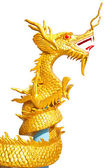Golden dragon — Foto Stock