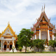 Wat Bangor in Thailand — Stock Photo #13566969