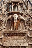 象の彫刻 — ストック写真