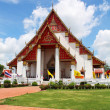 Mongkolbophit temple — Stock Photo