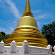 Old temple of Thailand - Stock Photo