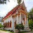 Wat Bangor in Thailand — Stock Photo #13622641