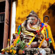 Statue of ganesha — Stock Photo #13622871