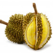 Durian isolated — Stock Photo #13627187