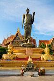 Wat i ayutthaya, thailand — Stockfoto