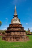 Old temple of Thailand — Foto de Stock