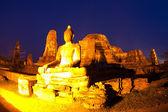 Wat Mahathat — ストック写真