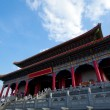 China temple - Stock Photo