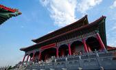 China tempel — Stockfoto