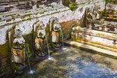 Goagajah tapınağı — Stok fotoğraf