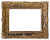 Gold frame — Photo