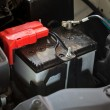 Car battery — Stock Photo #24999881