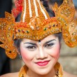 Girl during a classic national Balinese — Stock Photo #27294007