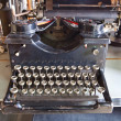 Vintage typewriter — Stock Photo #40228435