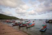 Fishermen's Village — Stock Photo