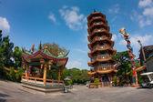 Chińska świątynia w tajlandii — Zdjęcie stockowe