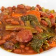 Stew in the plate - Stock Photo