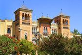 Museo de Artes y Costumbres Populares, Sevilla — Stock Photo
