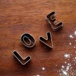 amour emporte-pièce — Photo